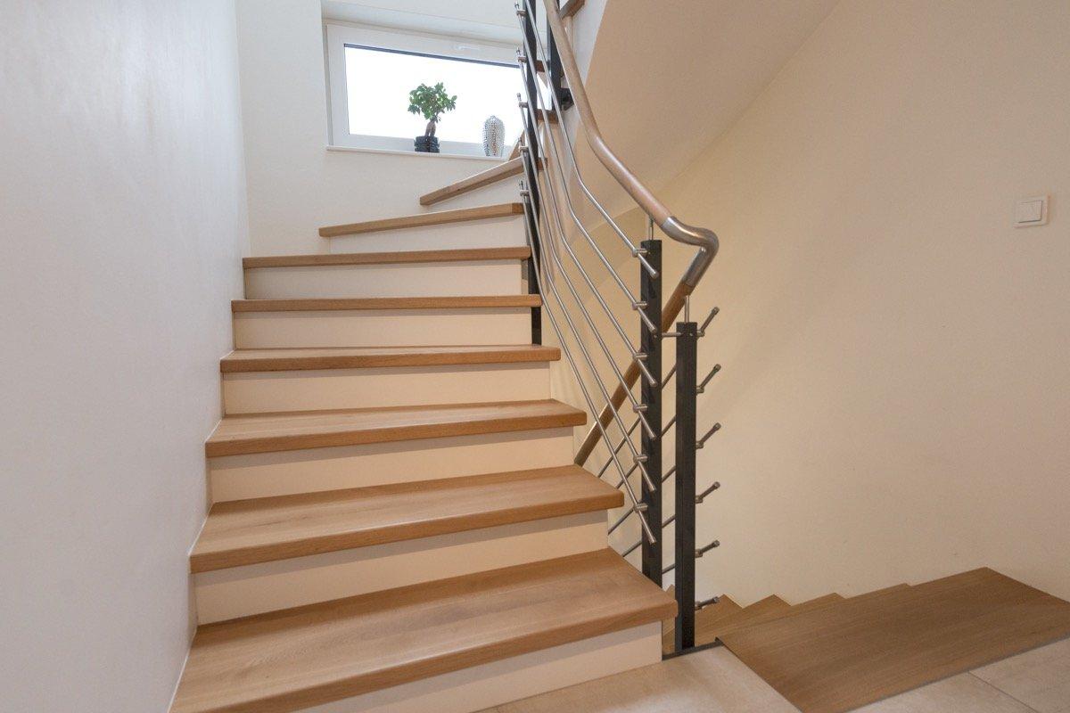 Fabulous Betontreppe mit Holz verkleiden / Gatterdam-Treppen UP92