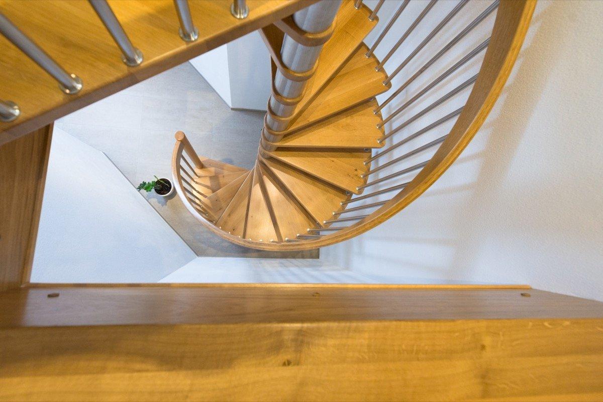 wendeltreppen vom treppenbauer aus fulda. Black Bedroom Furniture Sets. Home Design Ideas