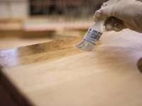 Farbloses Holzöl - der ideale, diffusionsoffene Holzschutz