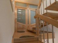 Korridortür passend zur Treppe