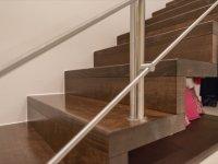 Stufenvorderkante gerundet