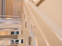 Treppenhandlauf profiliert