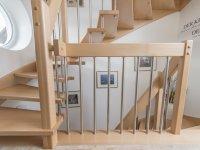 Schutzgeländer passend zur Treppe