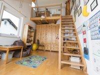 Mehr Wohnfläche durch Zwischenebene