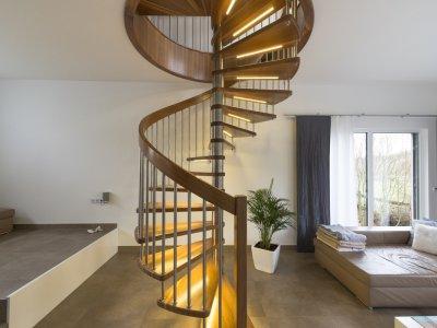 treppen aus holz simple aus holz with treppen aus holz stunning houzz mid century modern. Black Bedroom Furniture Sets. Home Design Ideas